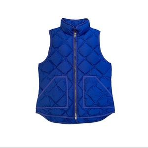 J. CREW | Novelty Excursion Quilted Puffer Vest
